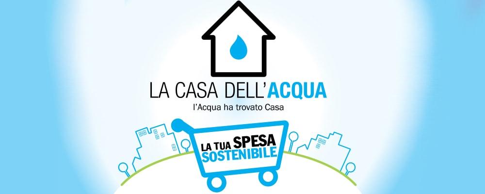 Banner La tua Spesa Sostenibile Capital Acque